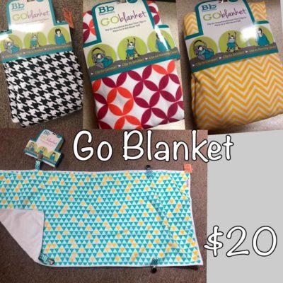 go blanket